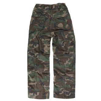 pants SURPLUS - Infantry - WOODLAND