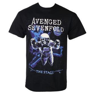 t-shirt metal men's Avenged Sevenfold - POLARISED ASTRONAUT - PLASTIC HEAD