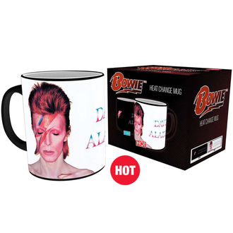 Mug with THERMOFOIL David Bowie - GB posters