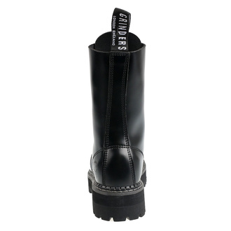 leather boots unisex - GRINDERS
