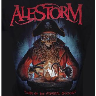 hoodie men's Alestorm - Curse of the Crystal Coconut - NAPALM RECORDS