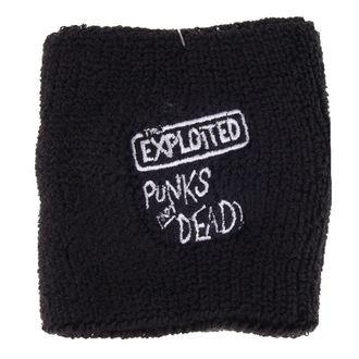 wristband Exploited - Punks Not Dead