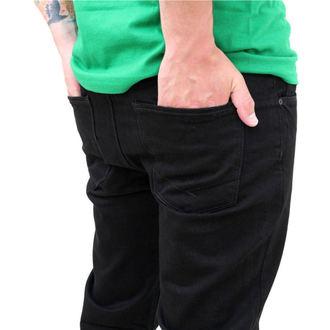 pants men (jeans) VANS - Skinny Overdye PP