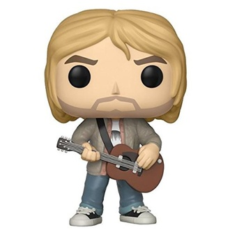 Figure Nirvana - POP! - Kurt Cobain