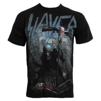 Metal T-Shirt men's Slayer - Soldier Cross - ROCK OFF