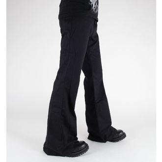 pants Black Pistol - Loon Hipster Denim Black