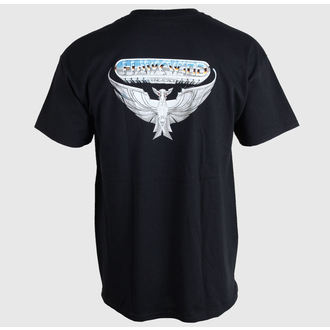 t-shirt metal men's Hawkwind - Sonic Attack - PLASTIC HEAD
