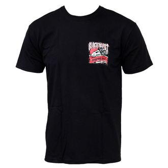 t-shirt street men's - Depeandeance - BLACK HEART - Depeandeance