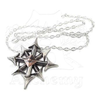 necklace Chaostar - ALCHEMY GOTHIC