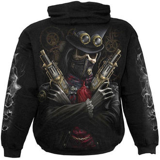 Hoodie men's - Steam Punk Bandit - SPIRAL