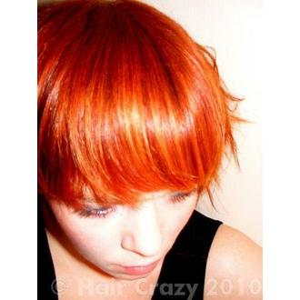 color to hair DIRECTIONS