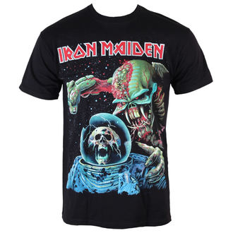 Metal T-Shirt men's Iron Maiden - Final Frontier - ROCK OFF