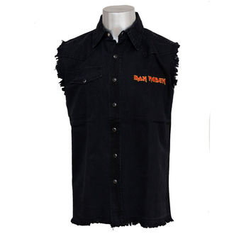vest men Iron Maiden - Live After Death