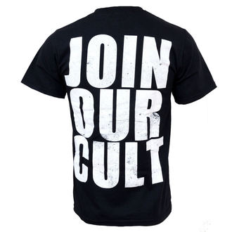 t-shirt metal men's Evile - Cult - ATMOSPHERE