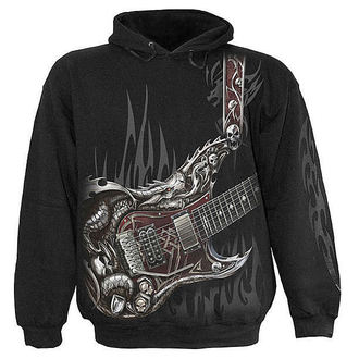 Hoodie men's - Air Guitar - SPIRAL