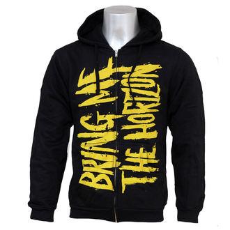 hoodie men's Bring Me The Horizon - BMTH Logo - BRAVADO