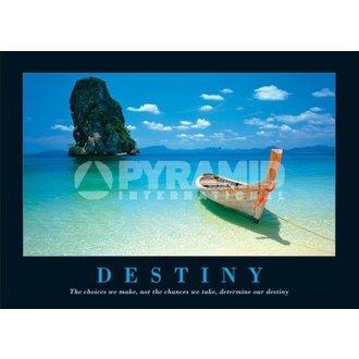 poster Destiny - Pyramid Posters