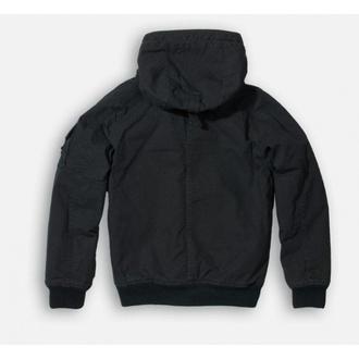 jacket men spring/autumn BRANDIT - Black