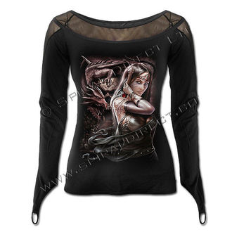 t-shirt women's - Dragon Princess - SPIRAL