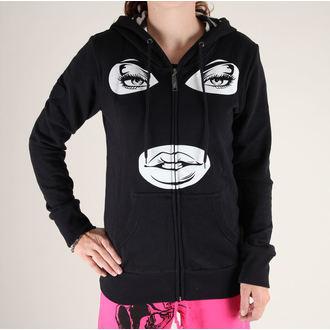 hoodie women's IRON FIST