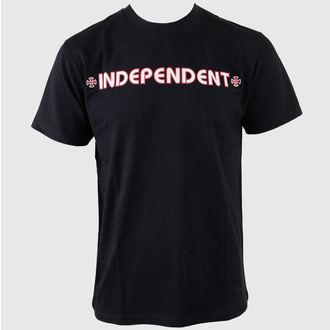 t-shirt street men's - Bar Cross - INDEPENDENT