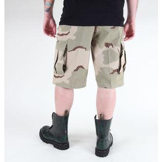 shorts men MIL-TEC - US Bermuda - Prewash Desert