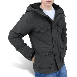jacket men winter SURPLUS - Supreme Vintage Hydro - Black