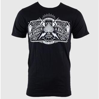 t-shirt hardcore men's - Bad Star - LIQUOR BRAND