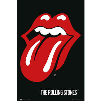 poster The Rolling Stones - Lips