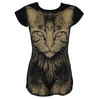 t-shirt women's - Cat - ALISTAR