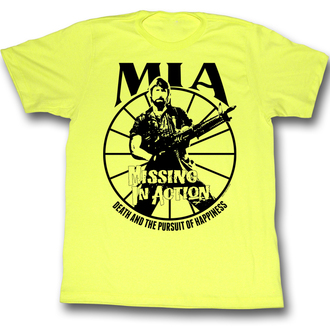 film t-shirt men's Mission in Action - Still Missing - AMERICAN CLASSICS - AC
