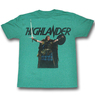 film t-shirt men's HIGHLANDER - Come At Me - AMERICAN CLASSICS