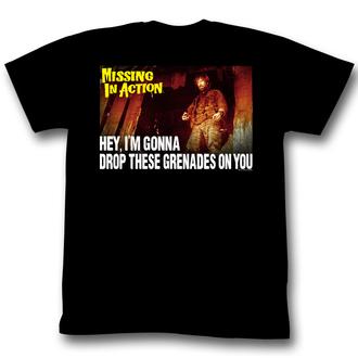 film t-shirt men's Mission in Action - Premeditated Grenadine - AMERICAN CLASSICS