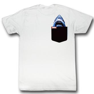 film t-shirt men's JAWS - JP - AMERICAN CLASSICS