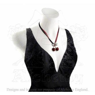 necklace Black Cherry - ALCHEMY GOTHIC