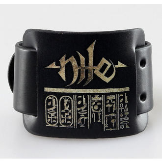 bracelet Nile - Logo / Hieroglyphs - RAZAMATAZ