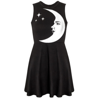 dress women KILLSTAR - Moonchild - Black