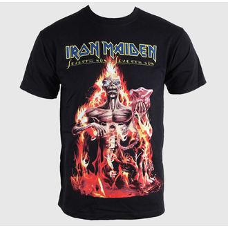 t-shirt metal men's Iron Maiden - CM EXL Seventh Son - ROCK OFF