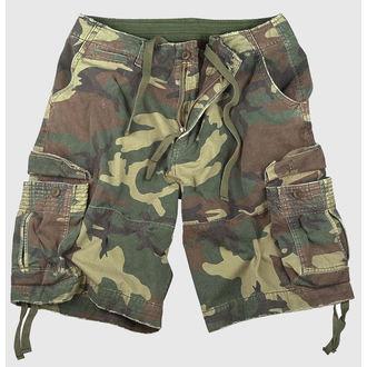 shorts men ROTHCO - VINTAGE INFANTRY - WOODLAND