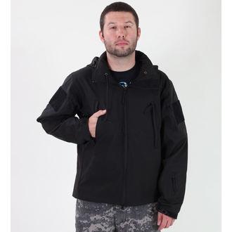 jacket men spring/fall (softshell) ROTHCO - SPECIAL OPS - Black