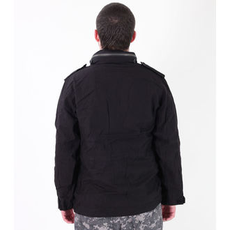 jacket men spring/fall ROTHCO - LIGHTWEIGHT VINTAGE M-65 - BLACK
