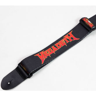 guitar strap Megadeth - PERRIS LEATHERS