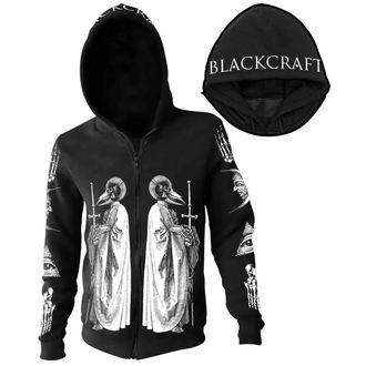 hoodie men's - Ram Priest - BLACK CRAFT