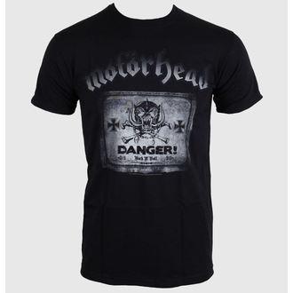 Metal T-Shirt men's women's unisex Motörhead - Danger - ROCK OFF