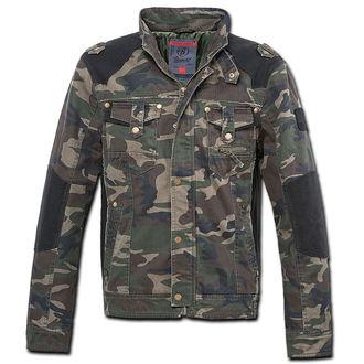 jacket men spring/autumn BRANDIT - Blake - Woodland