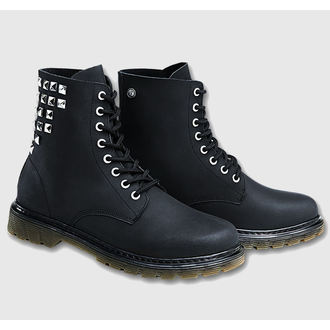 leather boots women's - BRANDIT
