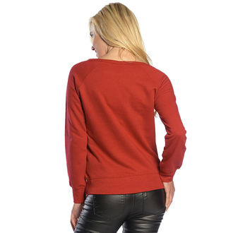 sweatshirt (no hood) women's - Sa Tough Luck - SULLEN