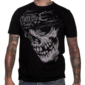 t-shirt hardcore men's - Dark street II - HYRAW