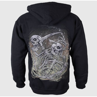 hoodie men's Threat Signal - Logo-Grind - Just Say Rock