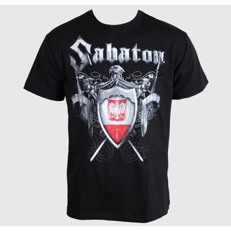 Metal T-Shirt men's Sabaton - 40:1 Always remember - CARTON